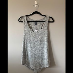 Gap Twisted-Back Tank Top